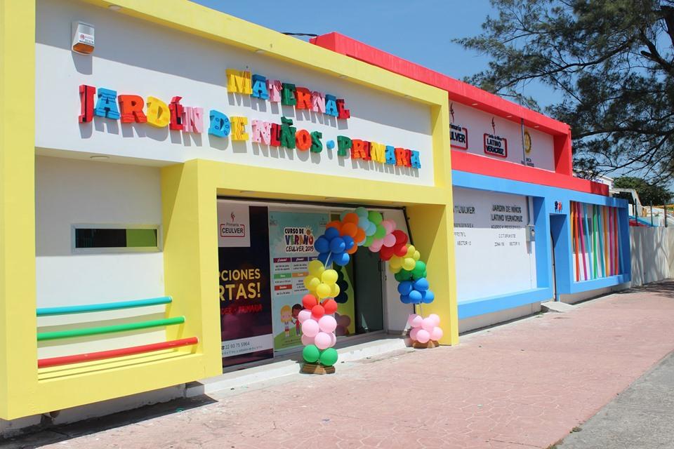 Apertura Jardín de niños y Primaria Ceulver