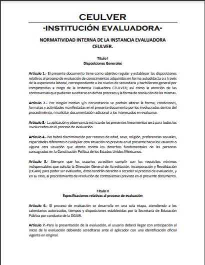 Normatividad Interna Instancia Evaluadora 2021